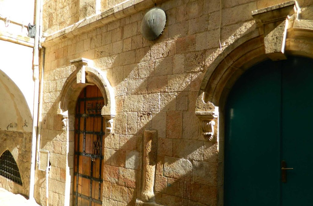 Decepções de viagem - Via Sacra, em Jerusalém (Israel)