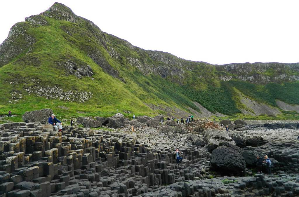 O que fazer na Irlanda do Norte - Giant's Causeway