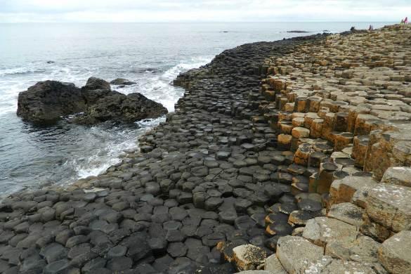 O que fazer na Irlanda do Norte - Giant's Causeway
