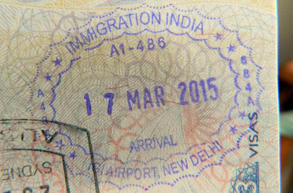 Precisa de visto para viajar à Índia?