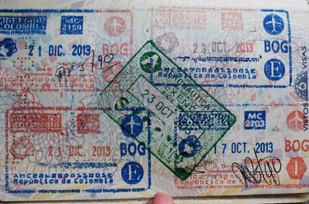 Precisa de visto para viajar à Colômbia?