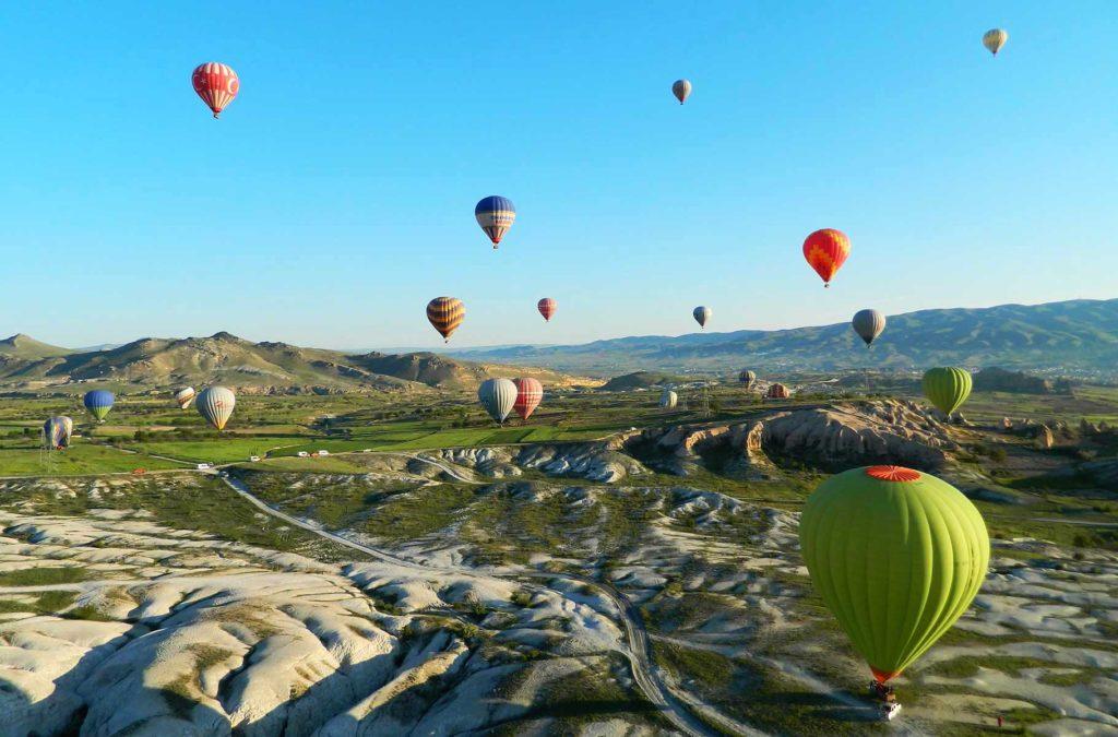 Países para viajar barato - Na Turquia se gasta US$ 40 por dia
