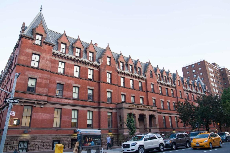 Onde se hospedar em Nova York - HI NYC Hostel