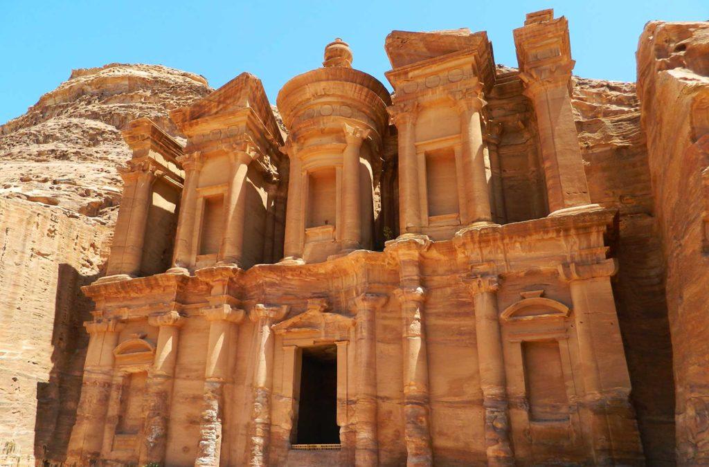 O que fazer na Jordânia - Ruínas de Petra