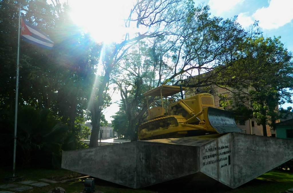 O que fazer em Cuba - Memorial do Trem Blindado