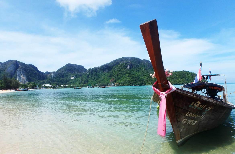 Roteiro de viagem pela Tailândia - Railay Beach