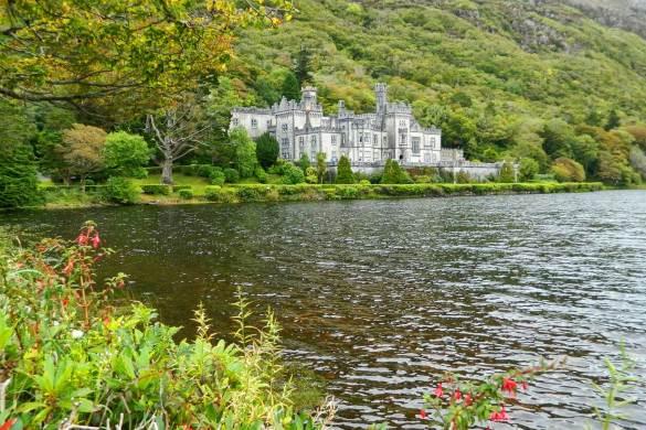 Coisas imperdíveis na Irlanda - Kylemore Abbey
