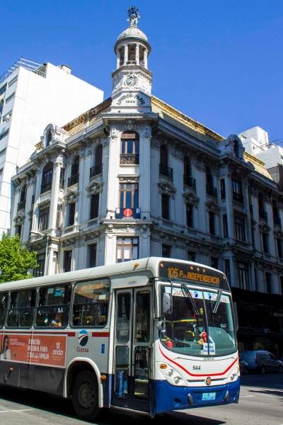 Dicas de Montevidéu - Transporte