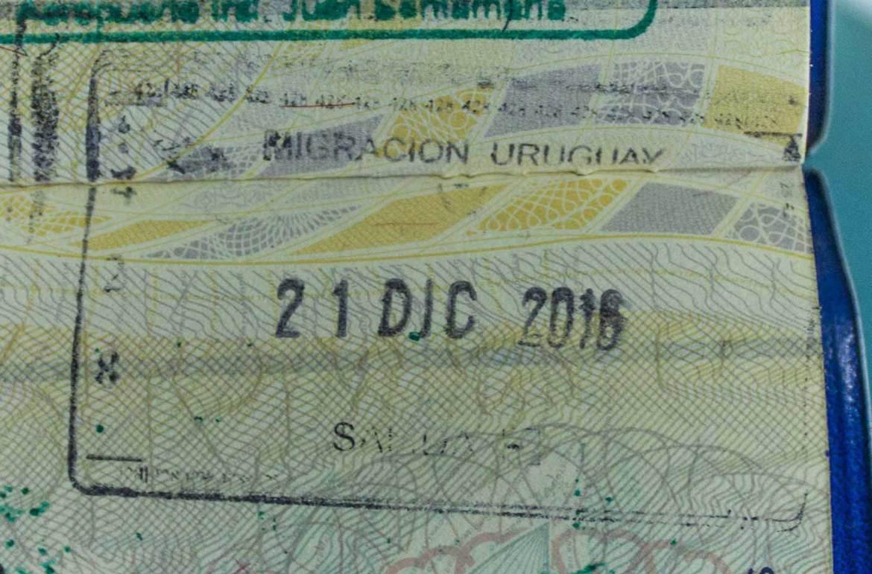 Dicas de Montevidéu - Visto