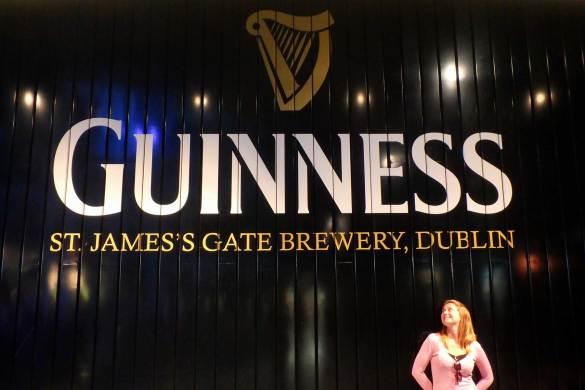 O que fazer na Irlanda - Guinness Storehouse