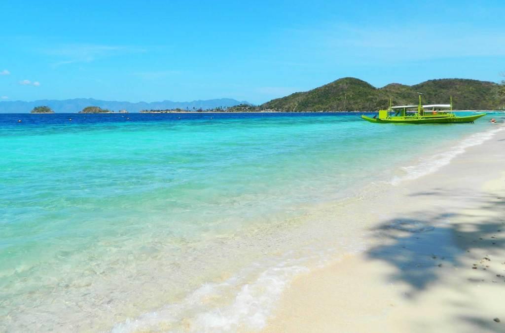 O que fazer nas Filipinas - Banana Island