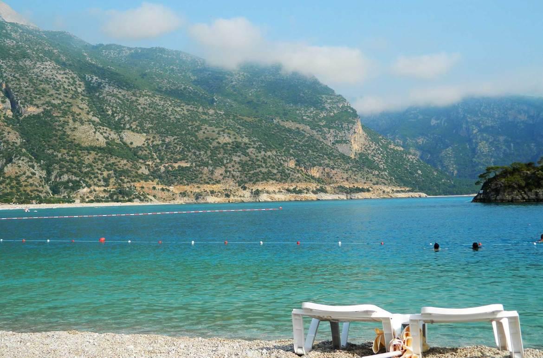 Praias mais bonitas da Europa - Blue Lagoon (Turquia)