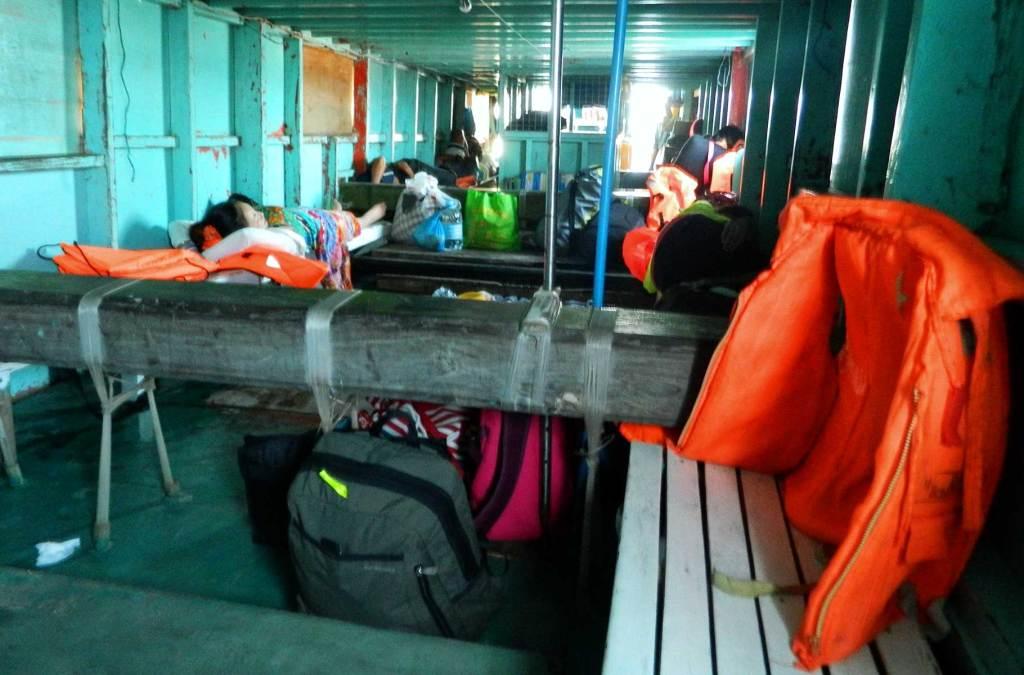 Dicas das Filipinas - Barcos