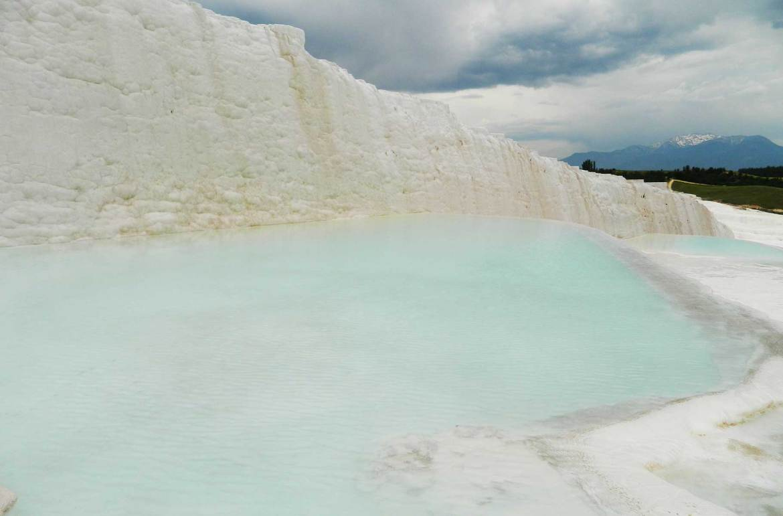 Dicas da Turquia - Pamukkale, o 'castelo de algodão'