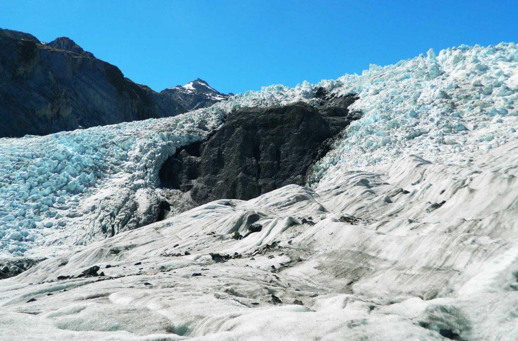 Lugares imperdíveis na Oceania - Geleira Franz Josef (Nova Zelândia)