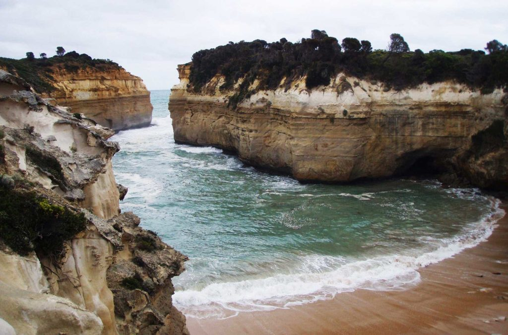 Lugares imperdíveis na Oceania - Great Ocean Road (Austrália)