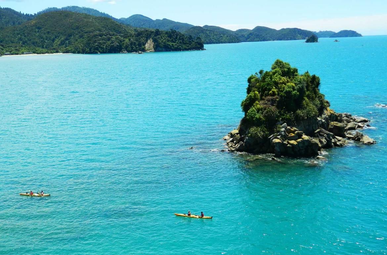 Lugares imperdíveis na Oceania - Abel Tasman (Nova Zelândia)
