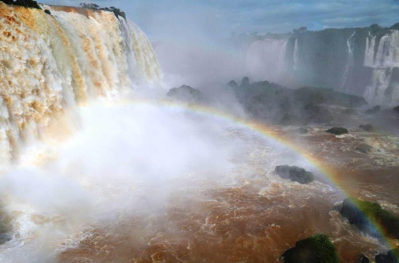 Roteiro em Foz do Iguaçu - Cataratas do Iguaçu