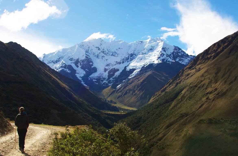 Como visitar Machu Picchu - Trilha Salkantay
