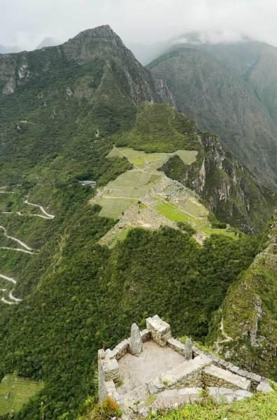 Como visitar Machu Picchu - Huayna Picchu