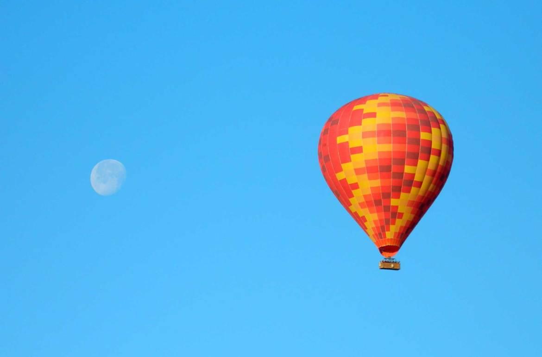 Dicas da Turquia - Voo de balão na Capadócia