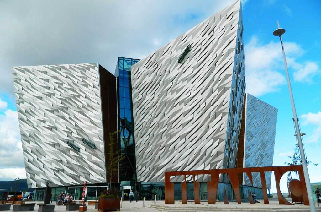 Roteiro na Irlanda - Titanic Quarter