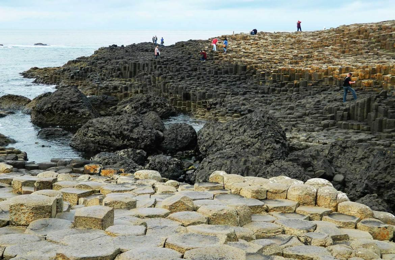 Roteiro na Irlanda - Giant's Causeway