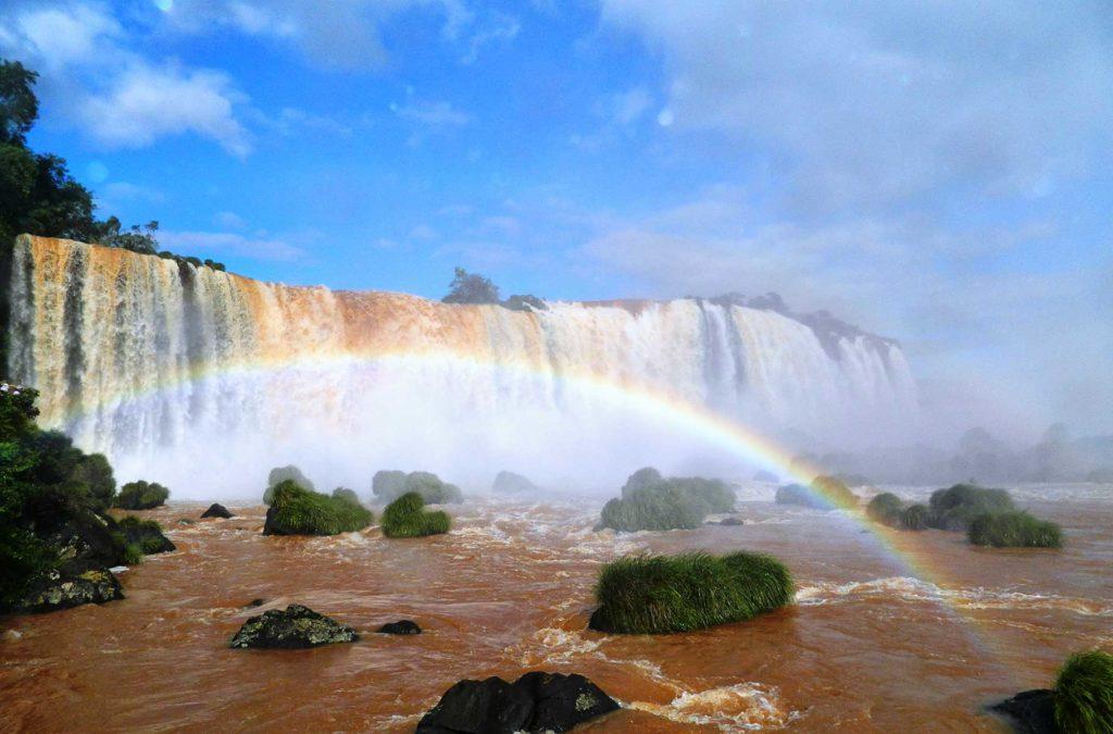 Dicas de Foz do Iguaçu - Cataratas do Iguaçu em maio