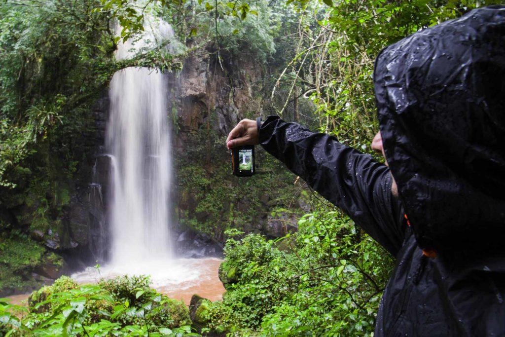 Dicas de Foz do Iguaçu - Chuva nas cataratas argentinas