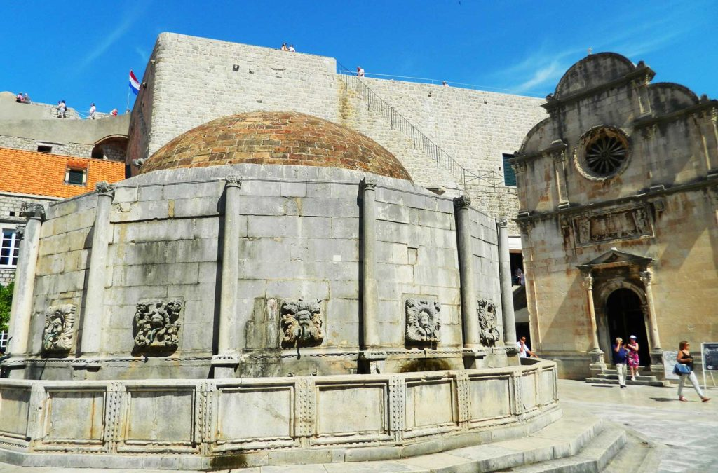 O que fazer na Croácia - Cidade medieval de Dubrovnik