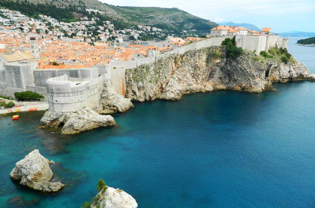 O que fazer na Croácia - Fortaleza Lovrijenac (Dubrovnik)