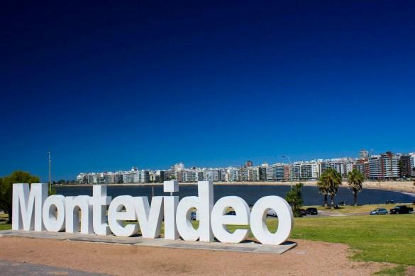 Roteiro em Montevidéu - Praia de Pocitos