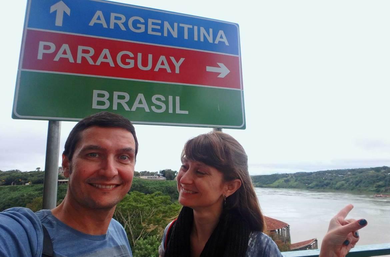 Dicas de Foz do Iguaçu - Marcos das Três Fronteiras