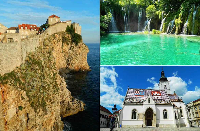 Guia de Viagem Croácia - Tudo que você precisa saber