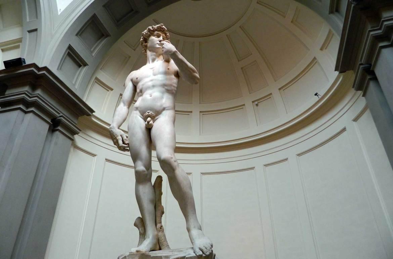 Roteiro na Toscana - Galeria dell'Accademia