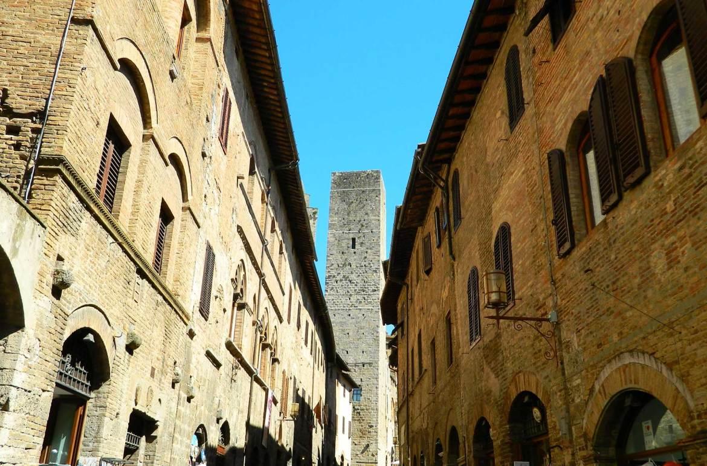 Roteiro na Toscana - Torre Grossa