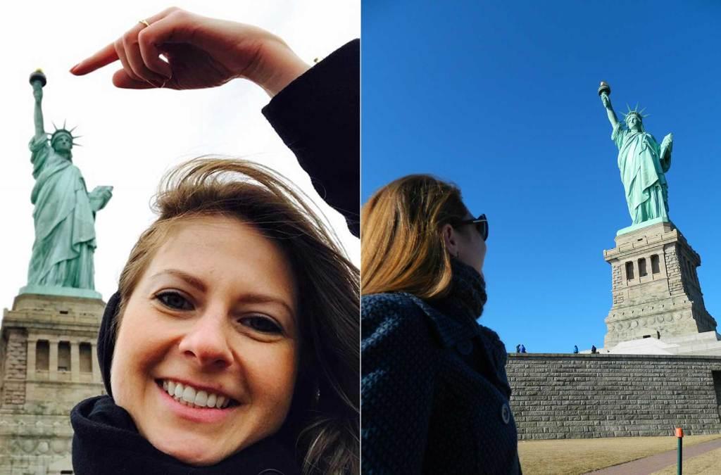 Como tirar selfie em viagens - Evite o carão