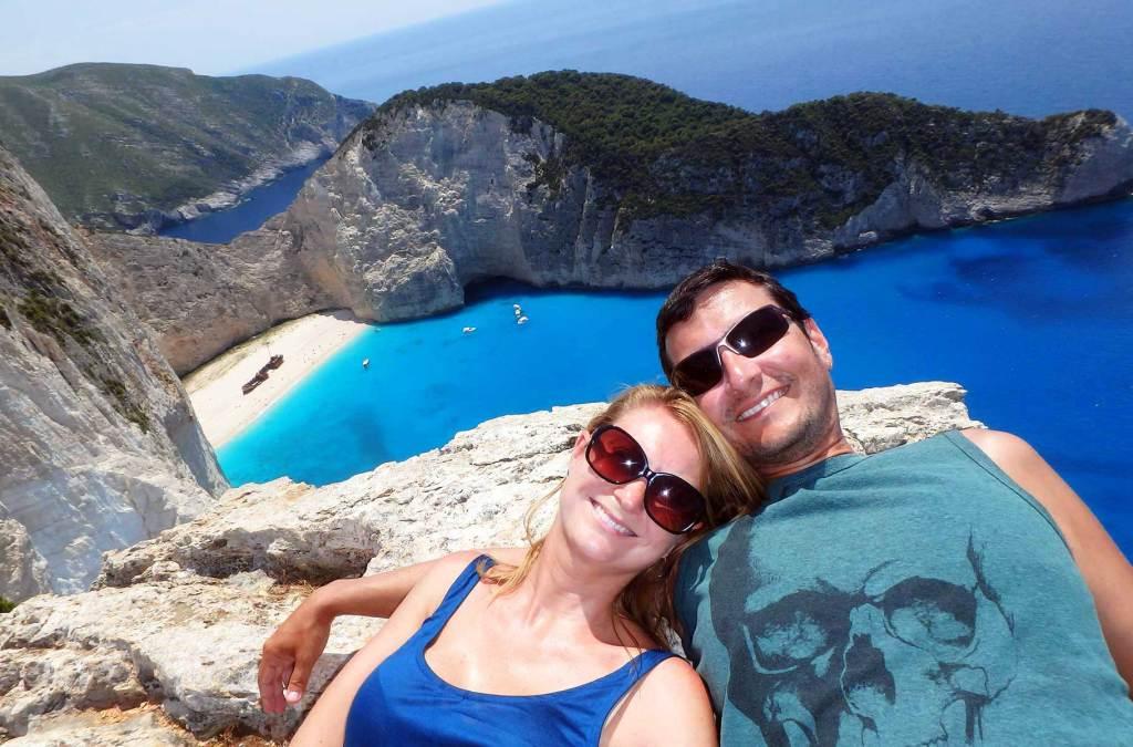 Como tirar selfie em viagens - Pense a sua foto