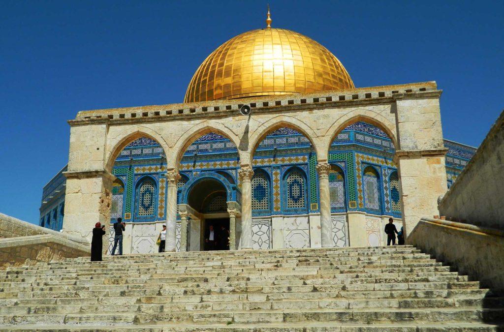 Roteiro em Jerusalém - Monte do Templo