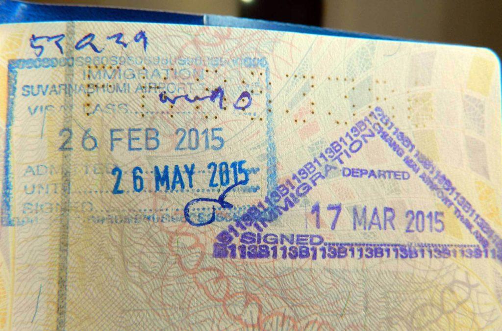 Dicas da Tailândia - Brasileiros não precisam de visto