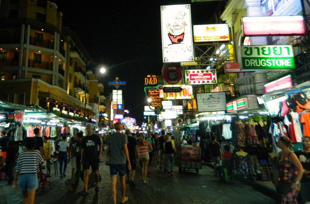 Dicas da Tailândia - Língua e escrita