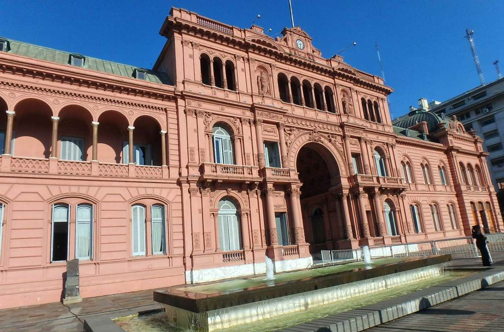 O que fazer em Buenos Aires - Casa Rosada