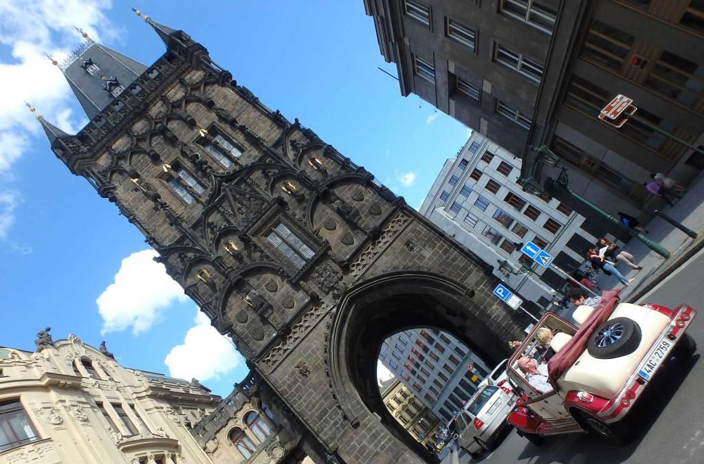 O que fazer em Praga - Torre da Pólvora