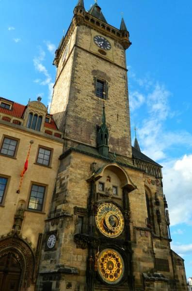 O que fazer em Praga - Relógio Astronômico
