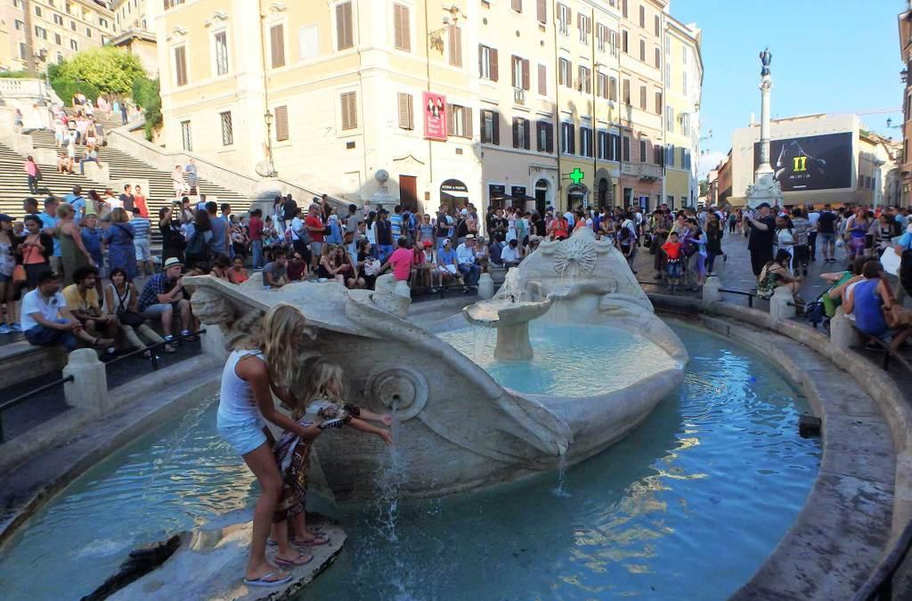 Dicas da Itália - Verão desgastante