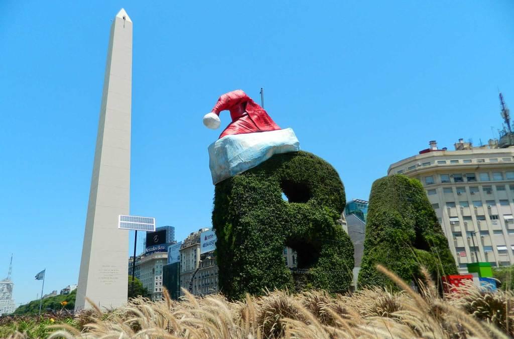 Roteiro em Buenos Aires - Obelisco