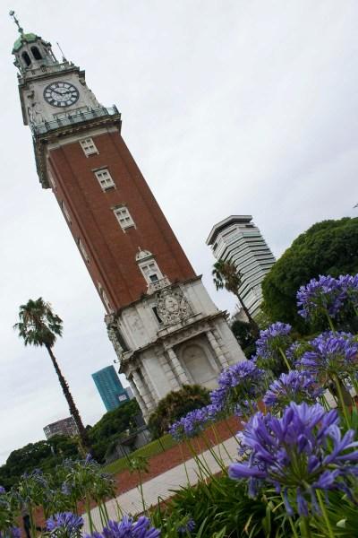 Roteiro em Buenos Aires - Torre Monumental