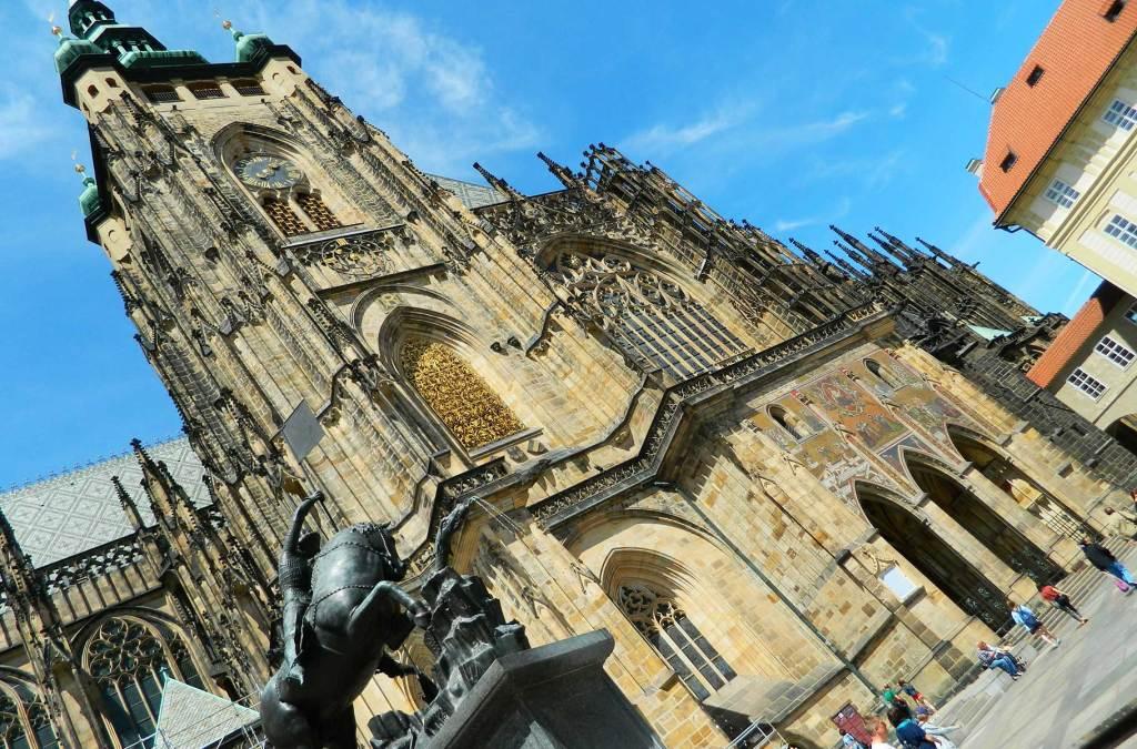 Roteiro em Praga - Catedral de São Vito