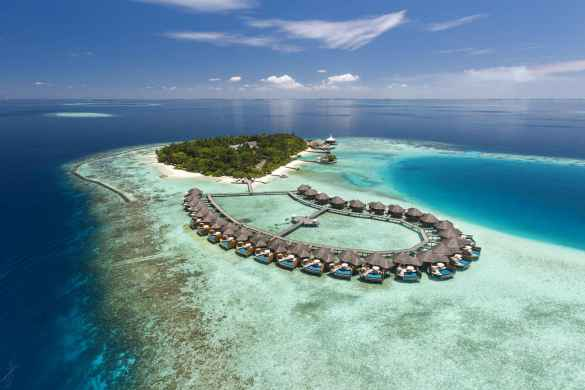 Baros Maldives, o resort mais romântico do mundo