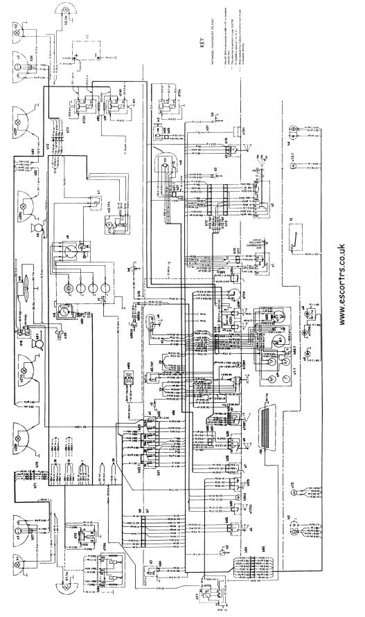 Jaguar Mk2 Wiring Diagram Wiring Diagram